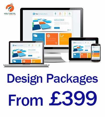 Website design in Peterborough