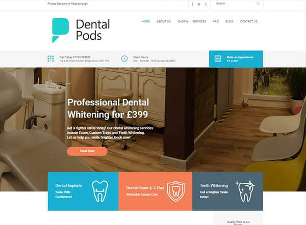 Dental Pods